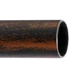 Barra Hierro Forja 28 mm. x 2,00 Metros Negro Cobre