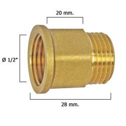 Lamina Adhesiva Translucida Cuadros 45 cm. x 20 metros
