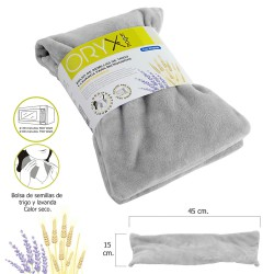 Bolsa Semillas Calor Microondas Desenfundable 45 x 15 cm.