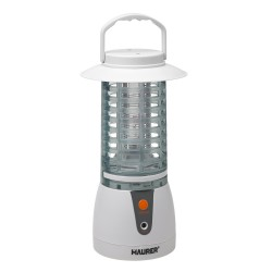 Exterminador De Insectos Con Bateria de Litio Recargable 12 W.