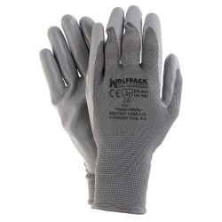 "Guante Nitrilo / Nylon Glovex 10"" (Par)"