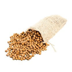 Malla / Bolsa Para Coccion Legumbres Algodon  0,5 Kg Pack De 2 Unidades. Algodon 100% Organico