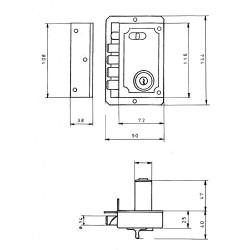 Malla / Bolsa Para Coccion Legumbres Algodon  1 Kg Pack De 2 Unidades. Algodon 100% Organico