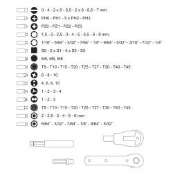 Escalera Aluminio 2 Tramos 10+10 Peldaños