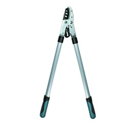 Tijeras Podar  2 Manos Yunque y Carraca Aluminio 75 cm.