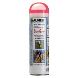 Spray Pintura Trazador Rojo Fluorescente 500 ml.
