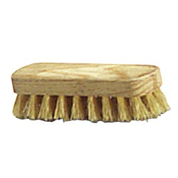Cepillo Raices De Mano 16x5 cm.