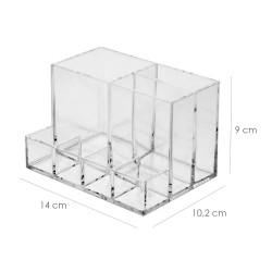 Papelera Maurer  Inoxidable   5 Litros 20x27 cm.