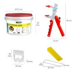 Rejilla Ventilación Atornillar 15x15 cm. Alumio Madera