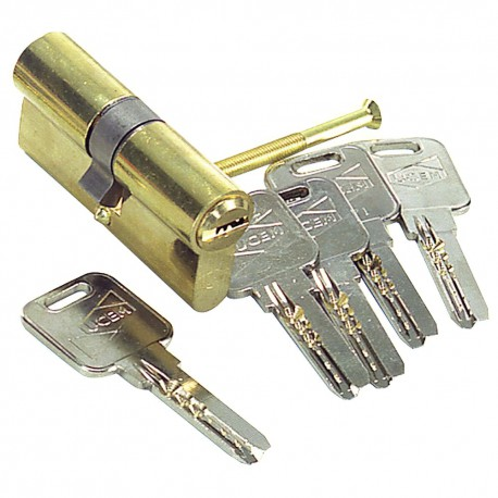 Cilindro Ucem Seguridad 2000-sn 66x33 Lp