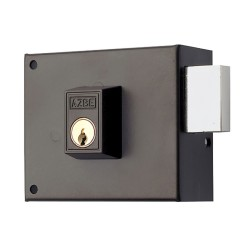 Cerradura Azbe  124-a/hpr/10/ Izquierda