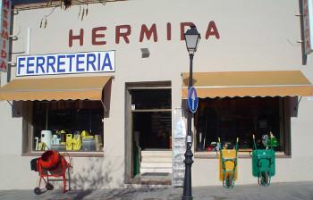 Foto de la fachada Ferreteria Hermida