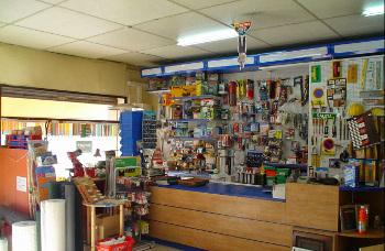 Foto del interior de Ferretería Hermida